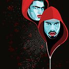 Red riding hoodies by Shane  Luskie