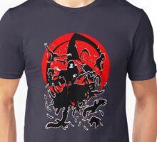 itachi uchiha t-shirt 2 Unisex T-Shirt