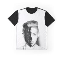 Rap Monster Graphic T-Shirt