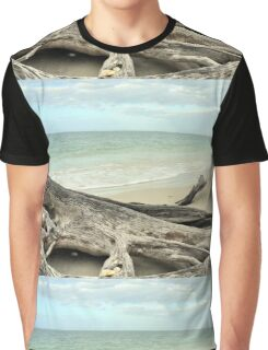 Stump at Lover's Key Graphic T-Shirt