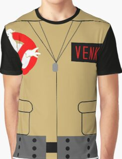 Bustin' Makes Me Feel Good - VENKMAN Graphic T-Shirt
