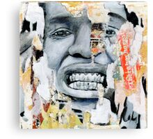 Still Shinin Canvas Print