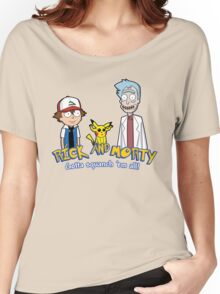 Rick and Morty - Gazorpazorpmon Women's Relaxed Fit T-Shirt