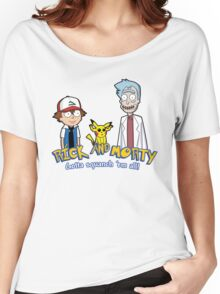 Rick and Morty - Gazorpazorpmon Women's Relaxed Fit T-Shirt