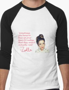 Zoella - FEARS Men's Baseball ¾ T-Shirt