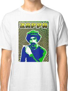 Frank Zappa Blacklight Classic T-Shirt