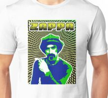 Frank Zappa Blacklight Unisex T-Shirt