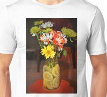Lemon Water For Flowers Unisex T-Shirt