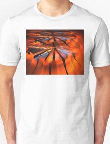 Orange Sunshine Unisex T-Shirt