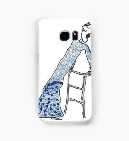 Fragile Frida (one-line #122) Samsung Galaxy Case/Skin