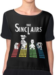 The Sinclairs Chiffon Top