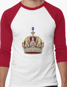 Imperial Crown of Austria Men's Baseball ¾ T-Shirt