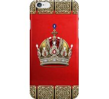 Imperial Crown of Austria iPhone Case/Skin