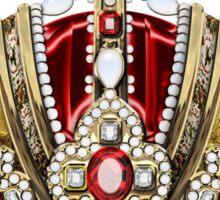 Imperial Crown of Austria Sticker