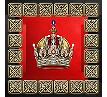 Imperial Crown of Austria Photographic Print