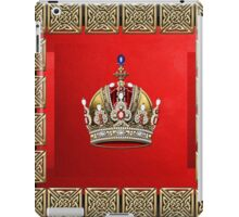 Imperial Crown of Austria iPad Case/Skin