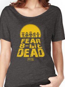 Fear the 8-bit dead Women's Relaxed Fit T-Shirt
