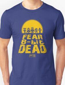 Fear the 8-bit dead Unisex T-Shirt
