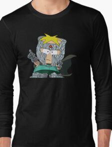 Professor Chaos Long Sleeve T-Shirt