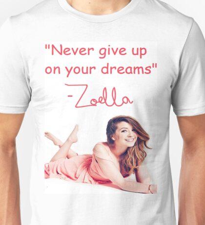 Zoella - DREAMS Unisex T-Shirt