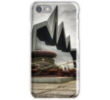 Glasgow Riverside museum iPhone Case/Skin