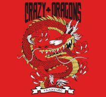 Crazy Dragon - Kajukenbo Baby Tee