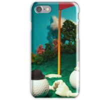 Let's Play Golf - Fairway iPhone Case/Skin