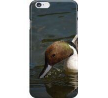 Skimming the Surface iPhone Case/Skin