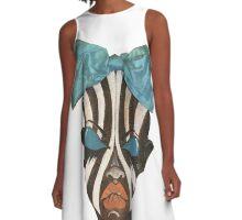 Debutante NYFW A-Line Dress