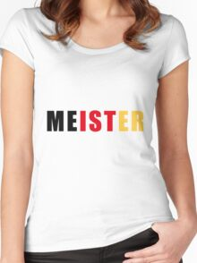Meister Women's Fitted Scoop T-Shirt