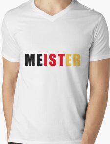 Meister Mens V-Neck T-Shirt