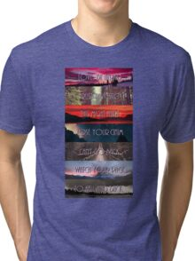 Teen Wolf - All Seasons Tri-blend T-Shirt