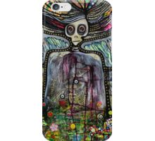 I Am My Own Tombstone iPhone Case/Skin
