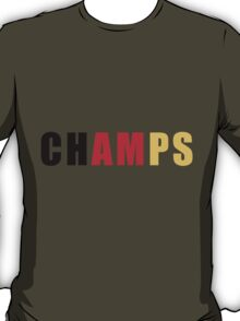 Germany: The Champions T-Shirt