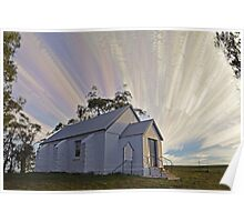 Mount Lambie Church Poster