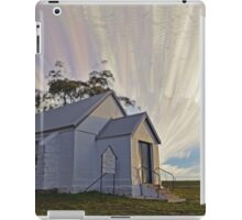 Mount Lambie Church iPad Case/Skin