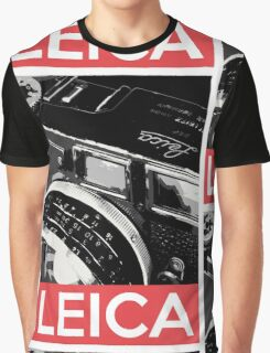 Leica Rule Graphic T-Shirt