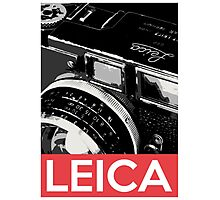 Leica Rule Photographic Print