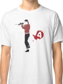Left 4 Dead-Zoey Classic T-Shirt
