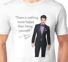 Darren Criss - BE YOURSELF Unisex T-Shirt