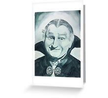 Grandpa M. Greeting Card
