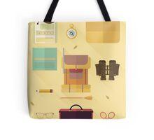 Moonrise Kingdom: Collection Print Tote Bag