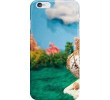 Let's Play Golf - Mister Tee iPhone Case/Skin