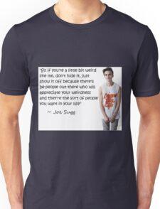 Joe Sugg - WEIRDNESS Unisex T-Shirt