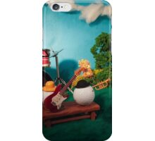 Let's Play Golf - Swing iPhone Case/Skin