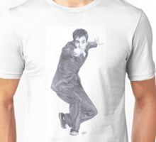 Doctor Who David Tennant Unisex T-Shirt