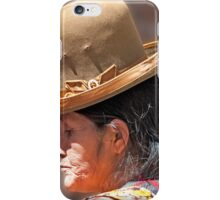 Reflective Bowler iPhone Case/Skin