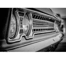 Front Grill Photographic Print