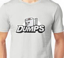 Toilet Paper Mascot Unisex T-Shirt