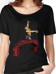 The Flamenco Dancer Women's Relaxed Fit T-Shirt